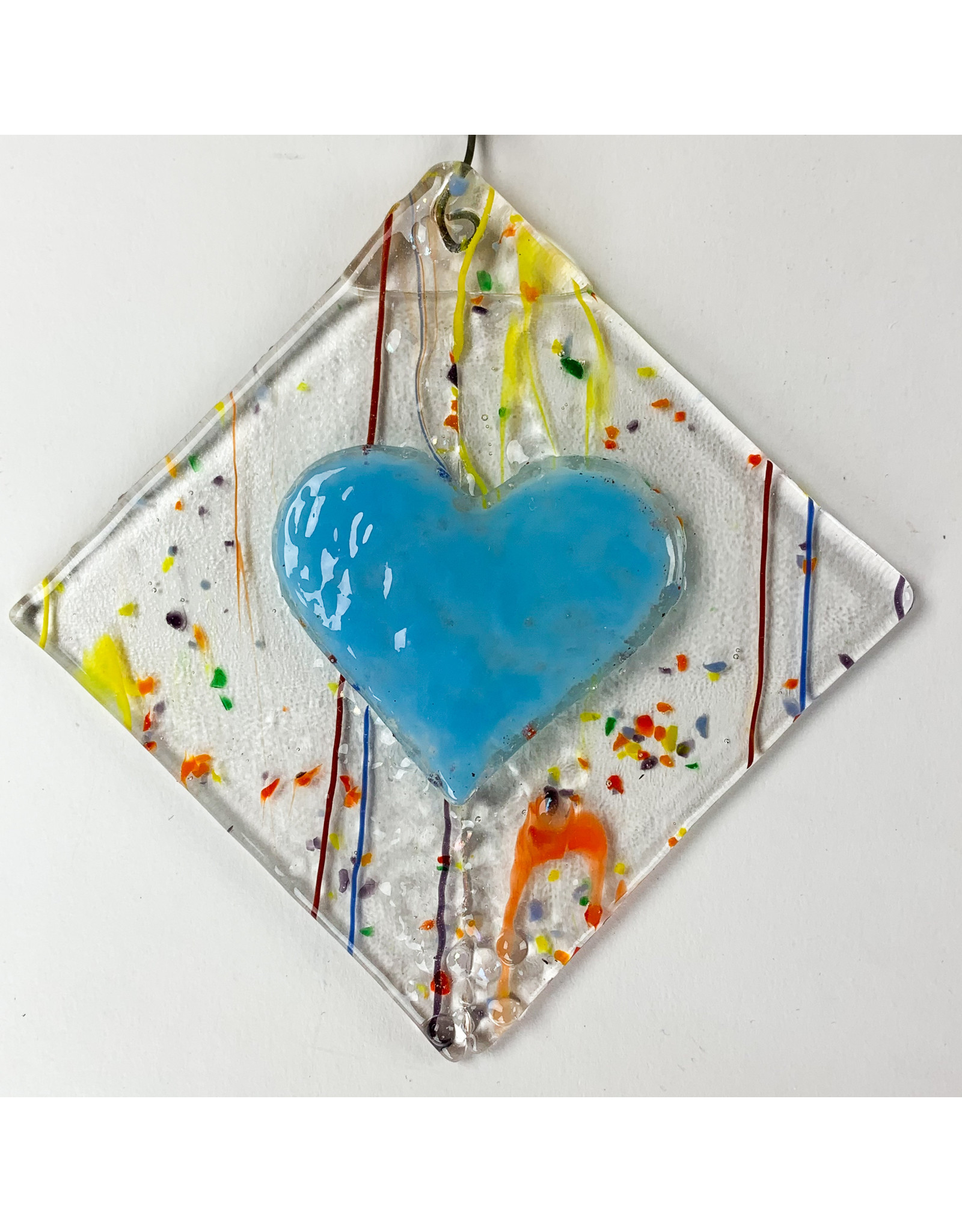 Assorted Heart Ornaments