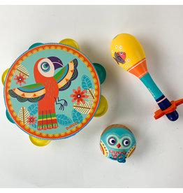 Djeco Instruments set of 3