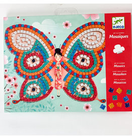Djeco Butterfly mosaic