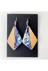 PM Design - Consignment Hooks Consignment Blue Diamonds