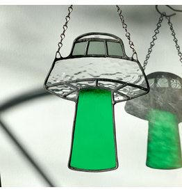 Reverberation Stained Glass - Consignment Deluxe UFO Consignment
