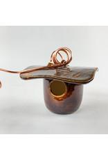 Averill Kronick Wren House - Brown