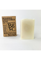 Bearded Gentlemen Soap Company Birchwood Soap