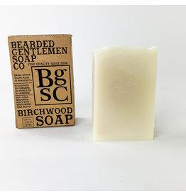 Bearded Gentlemen Soap Company Birchwood Soap