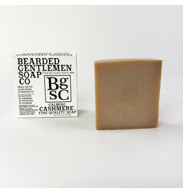 Bearded Gentlemen Soap Company Calming Cashmere Soap