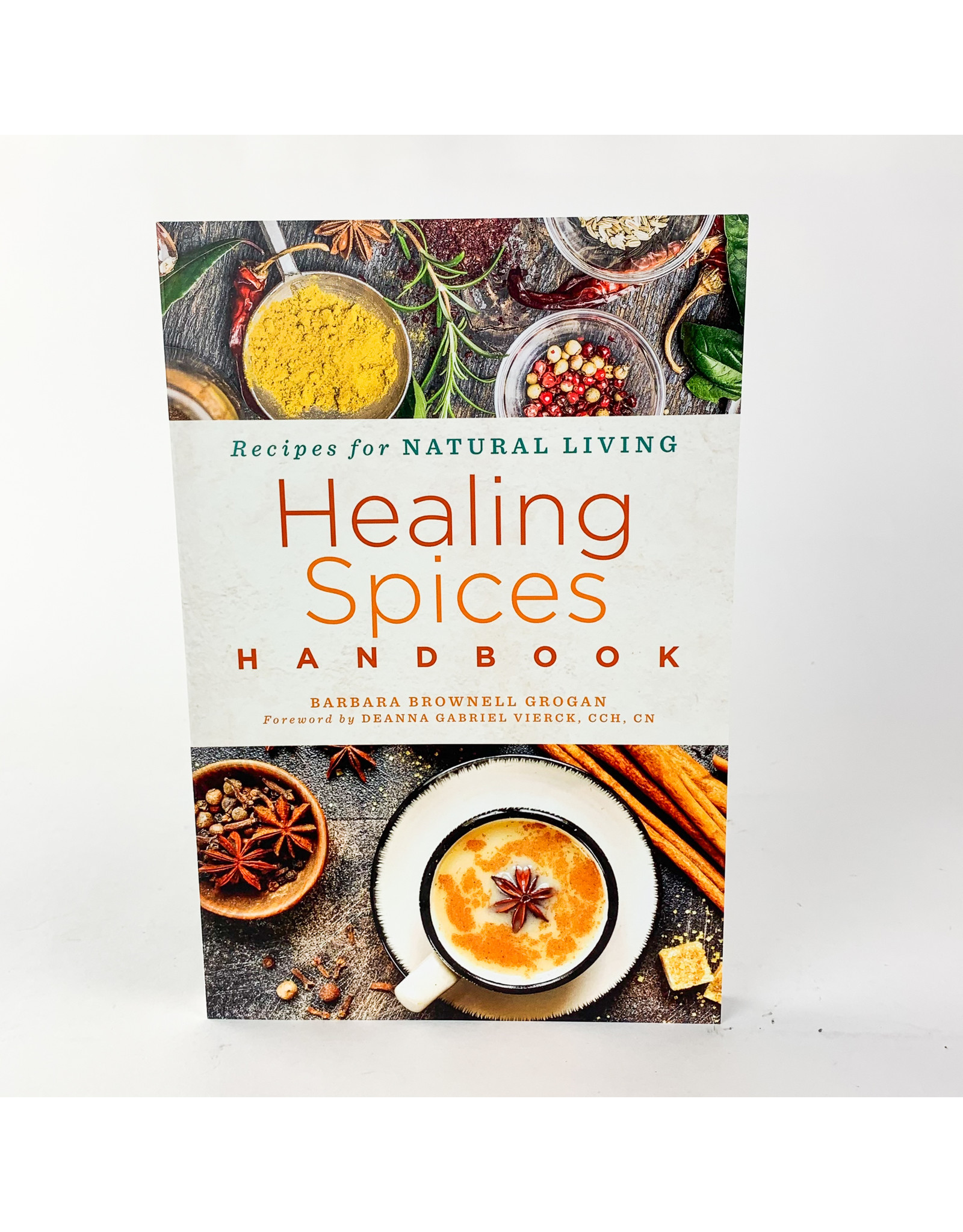 Sterling Healing Spices Handbook