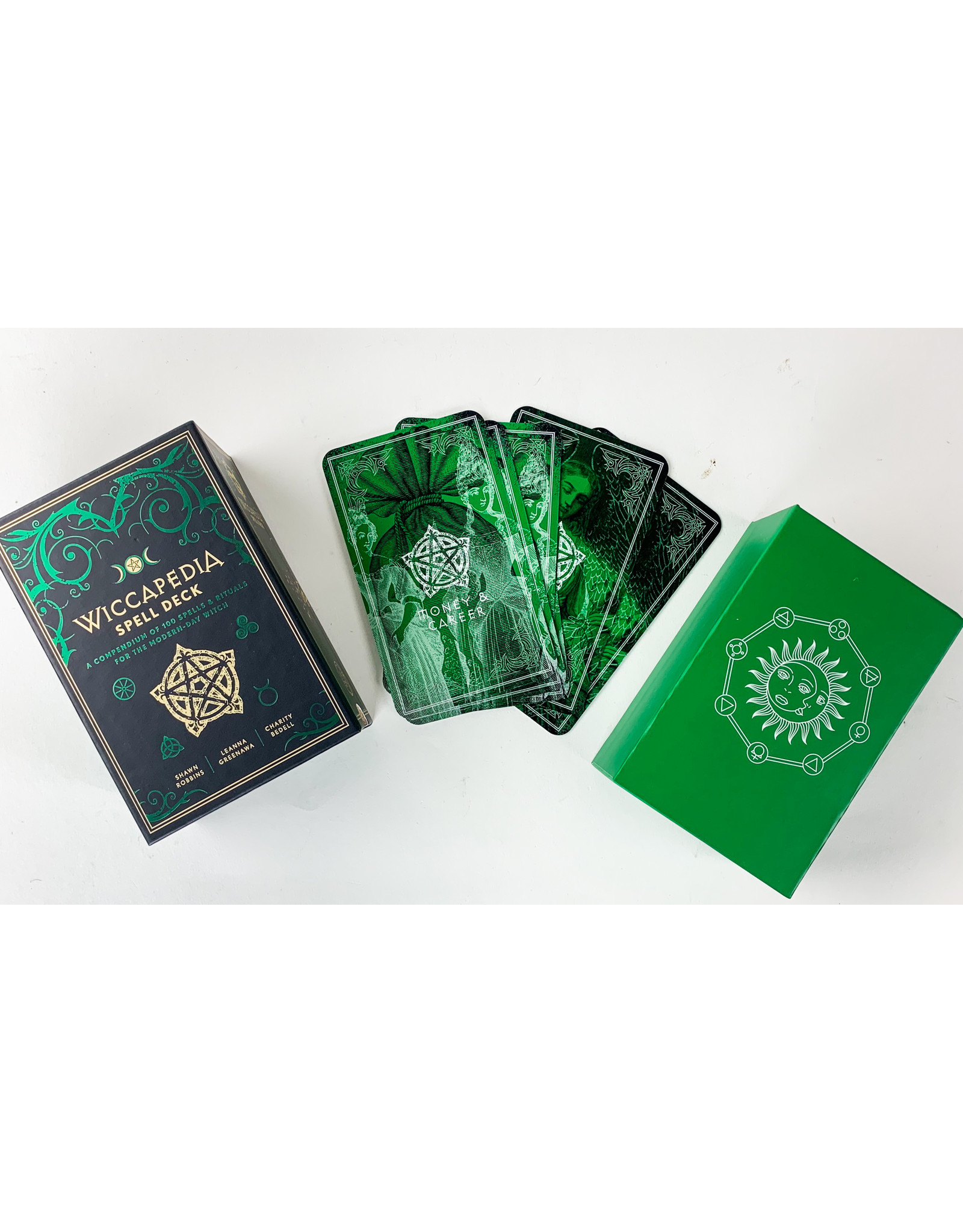 Sterling Wiccapedia Spell Deck