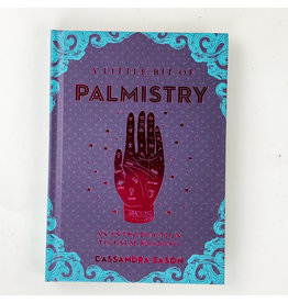 Sterling Little Bit of Palmistry