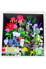 Eeboo Summer Garden 1000pc