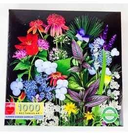 Eeboo Summer Garden 1000pc