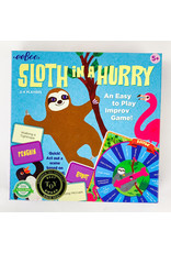 Eeboo Sloth in A Hurry