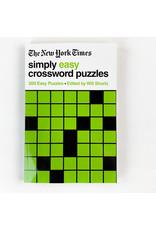 MacMillan NYT Simply Easy Puzzles