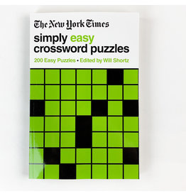 MacMillan NYT Simply Easy Puzzles