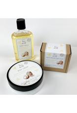Honey and Coconut Body Cream