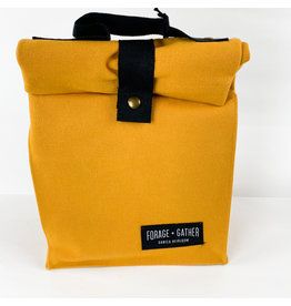 Now Designs Lunch Bag Forrage Gather Ochre