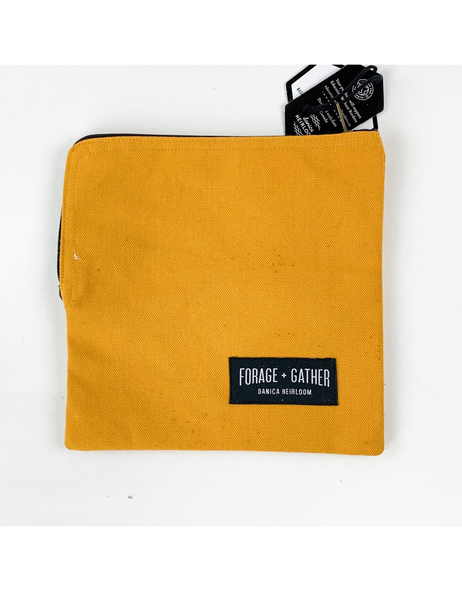 Now Designs Bag Snack Forage Gather Ochre