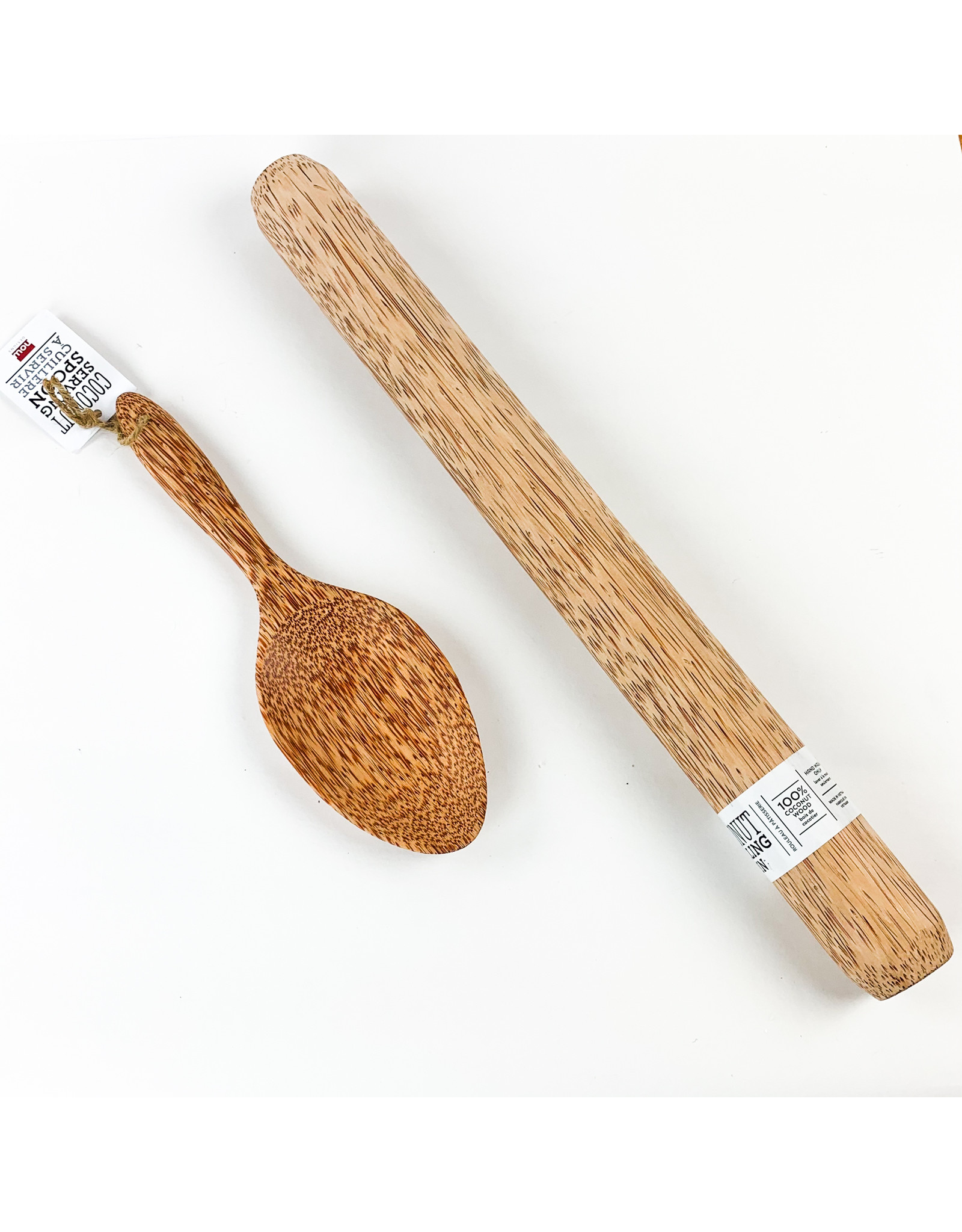 Now Designs Coconut Utensil Spoon