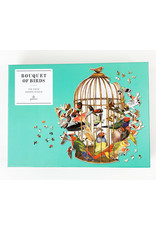 Chronicle Books Shaped Bouquet of Birds 750 pc