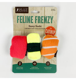 Pet Play Feline Frenzy Sassy Sushi