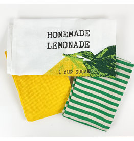 Creative Co-Op Tea Towel Set