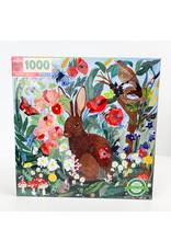 Eeboo Poppy Bunny 1000pc