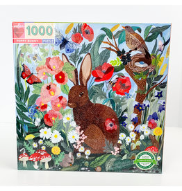 Eeboo Poppy Bunny 1000pc