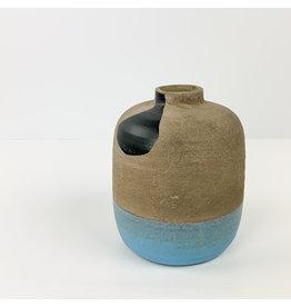 Creative Co-Op Terracotta Vase
