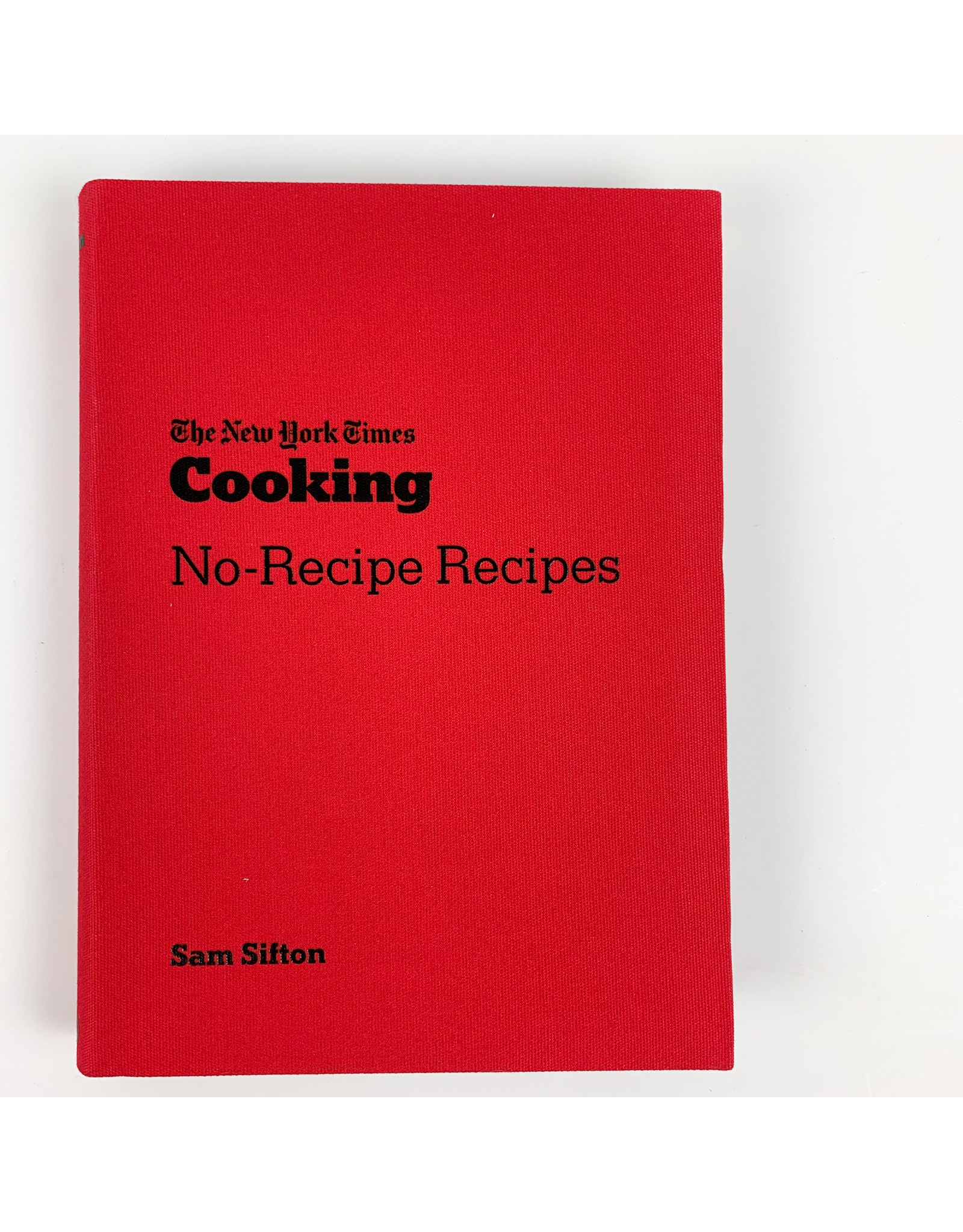 Penguin Group NYT Cooking No Recipe