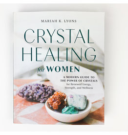 Penguin Group Crystal Healing For Women