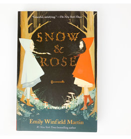 Random House Snow And Rose