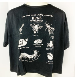 Stay Home Club Loose Tee Bugs