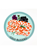 Stay Home Club Cold Blooded Sticker