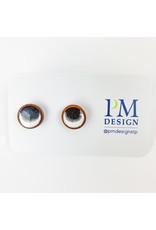 PM Design - Consignment Stud - Grey Blob Consignment