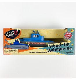 Submarine wind up