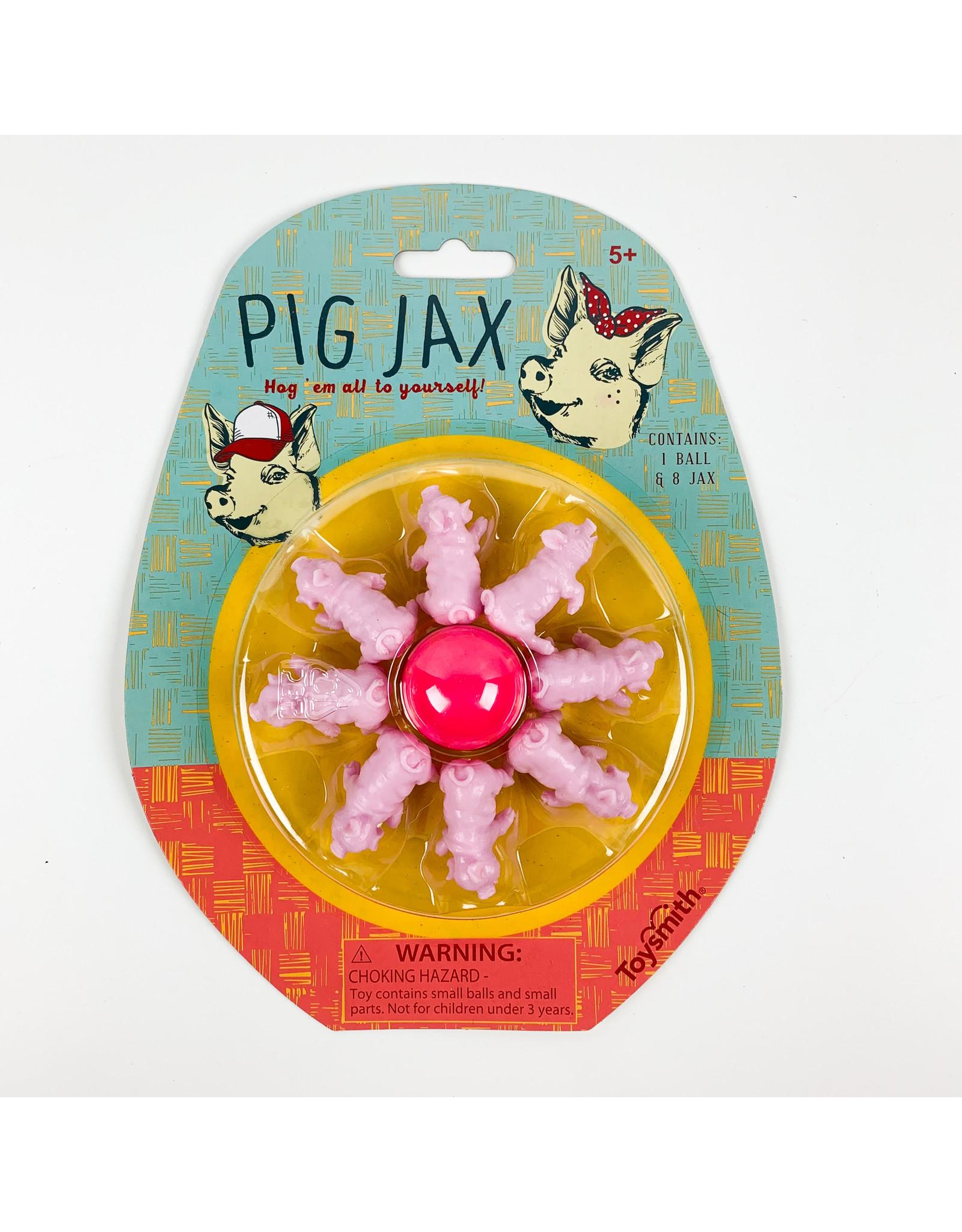 Pigs & Jax