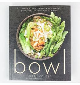 Houghton Mifflin Bowl - Lukas Volger