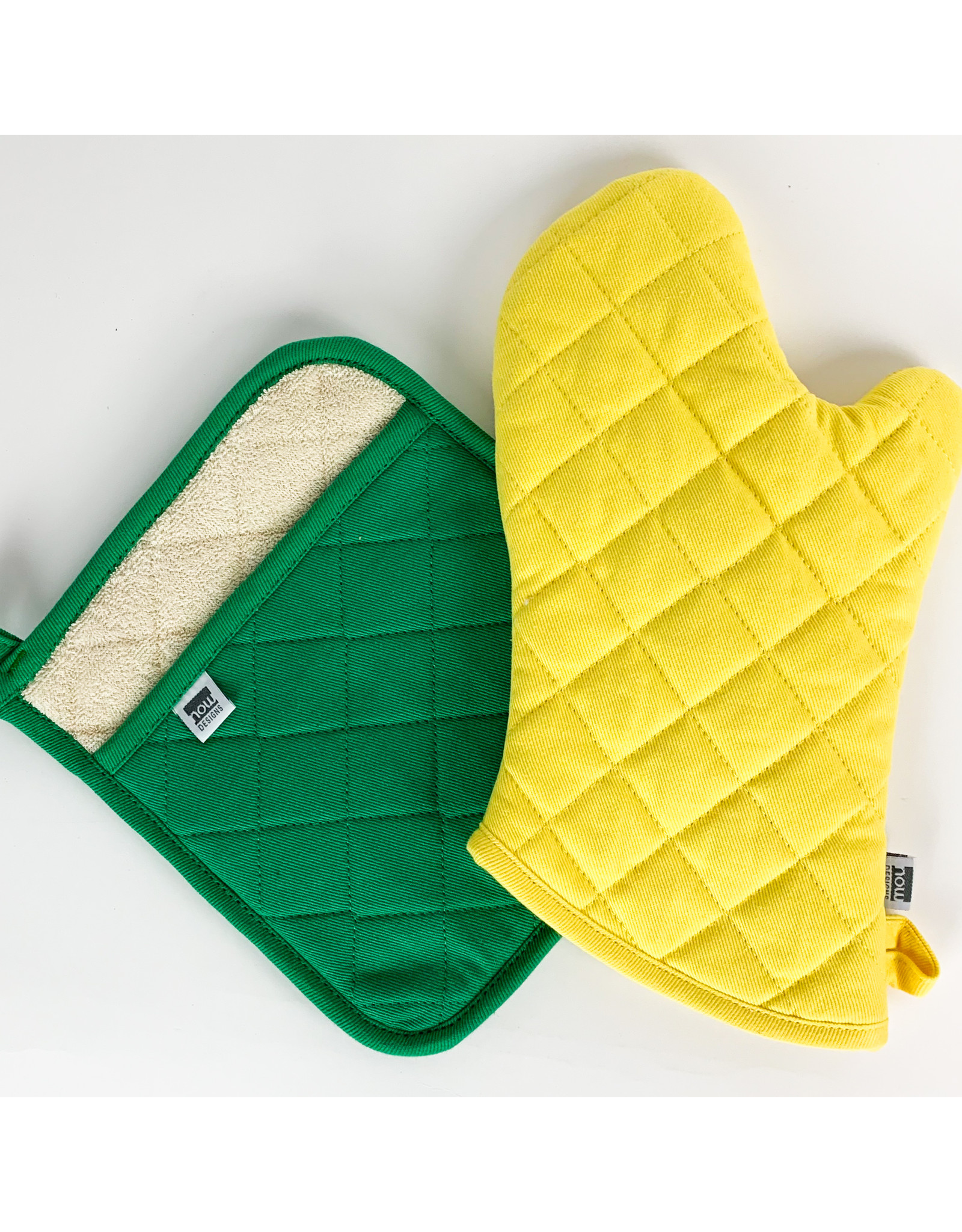 Now Designs Mitt Superior Lemon