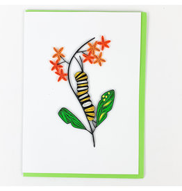 Iconic Quill Shop Monarch Caterpillar