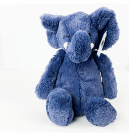 jelly cat Bashful Blue Elephant - Medium