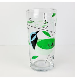 Charley Harper Art Studio Charley Harper Bird and Mantis Glass