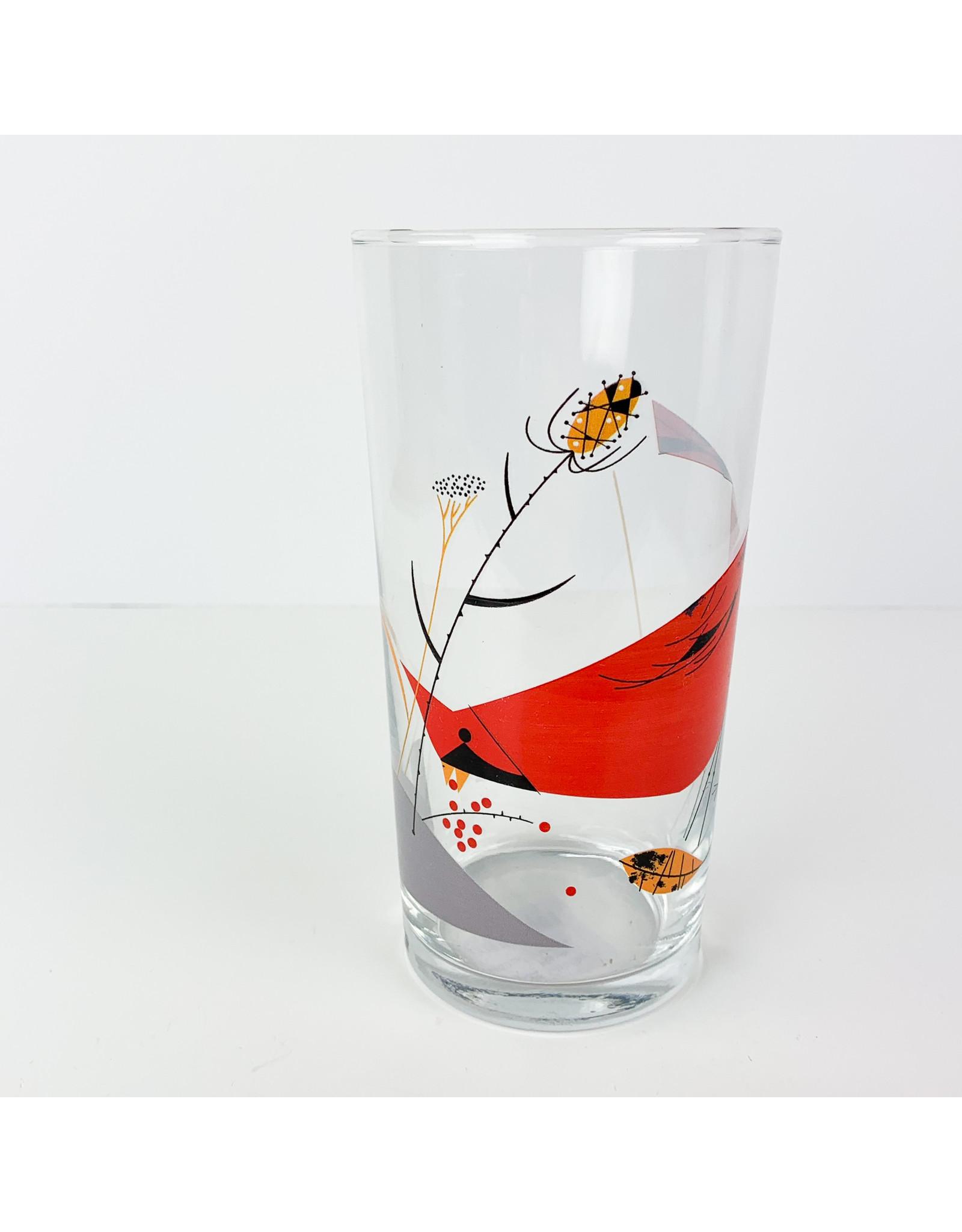 Charley Harper Art Studio Charley Harper Cardinal Glasses