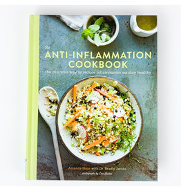 Chronicle Books Anti-Inflammation Cookbook
