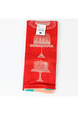 Now Designs Cake Walk Jacquard Towel
