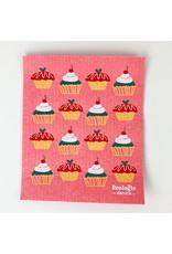 Now Designs Swedish Dish Cloth Cake Walk