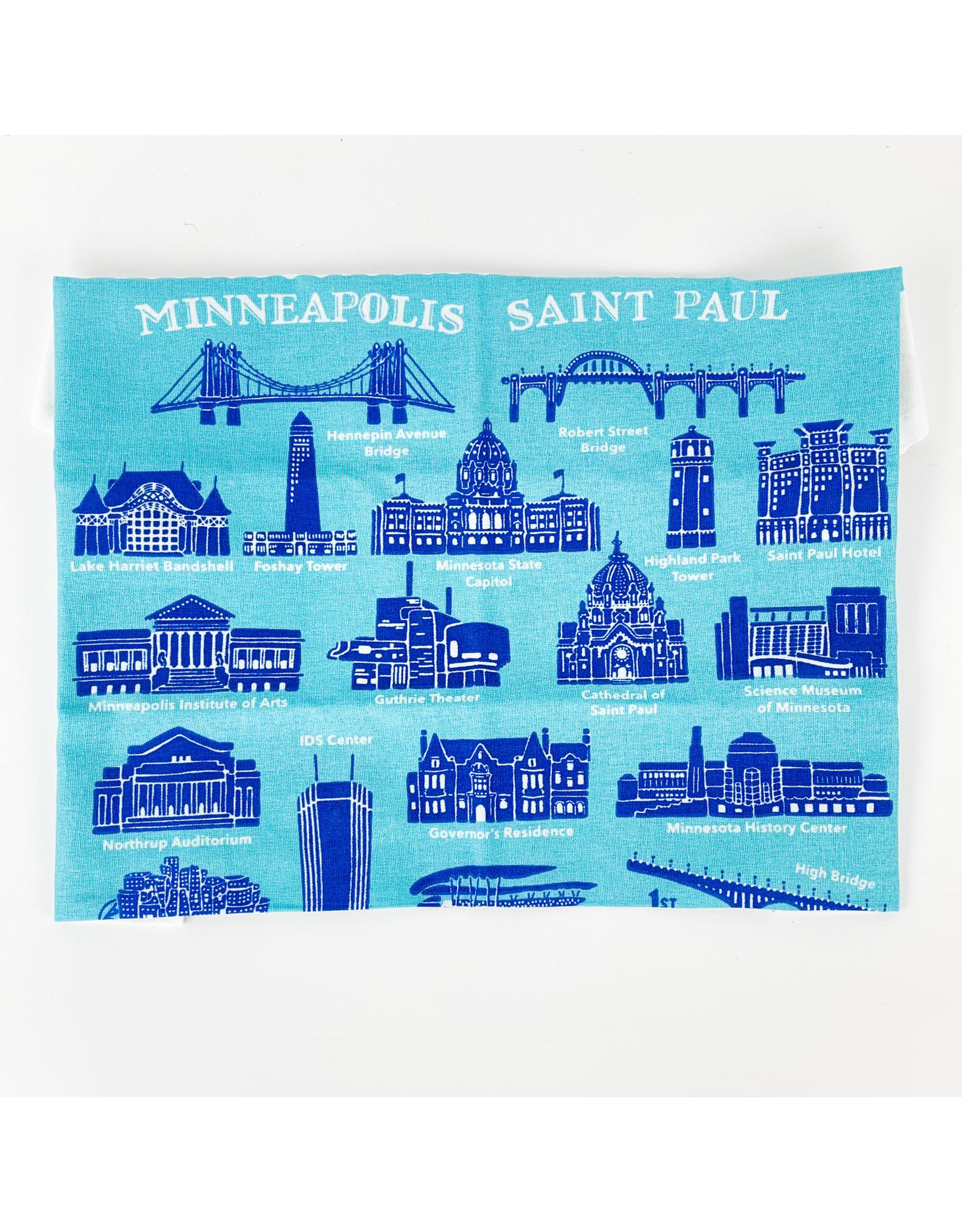 Keep the Faye Mpls./St.Paul Dishtowel