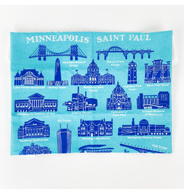Keep the Faye Mpls./St.Paul Dishtowel
