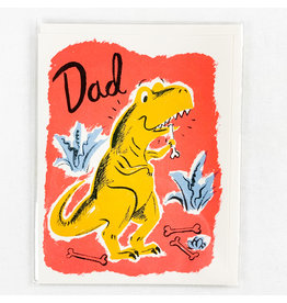 Red Cap Cards Dinosaur- f.day