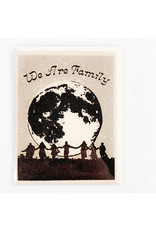 Red Cap Cards We Are Family