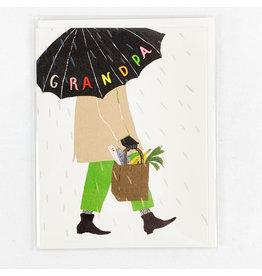 Red Cap Cards Grandpa's Umbrella FD