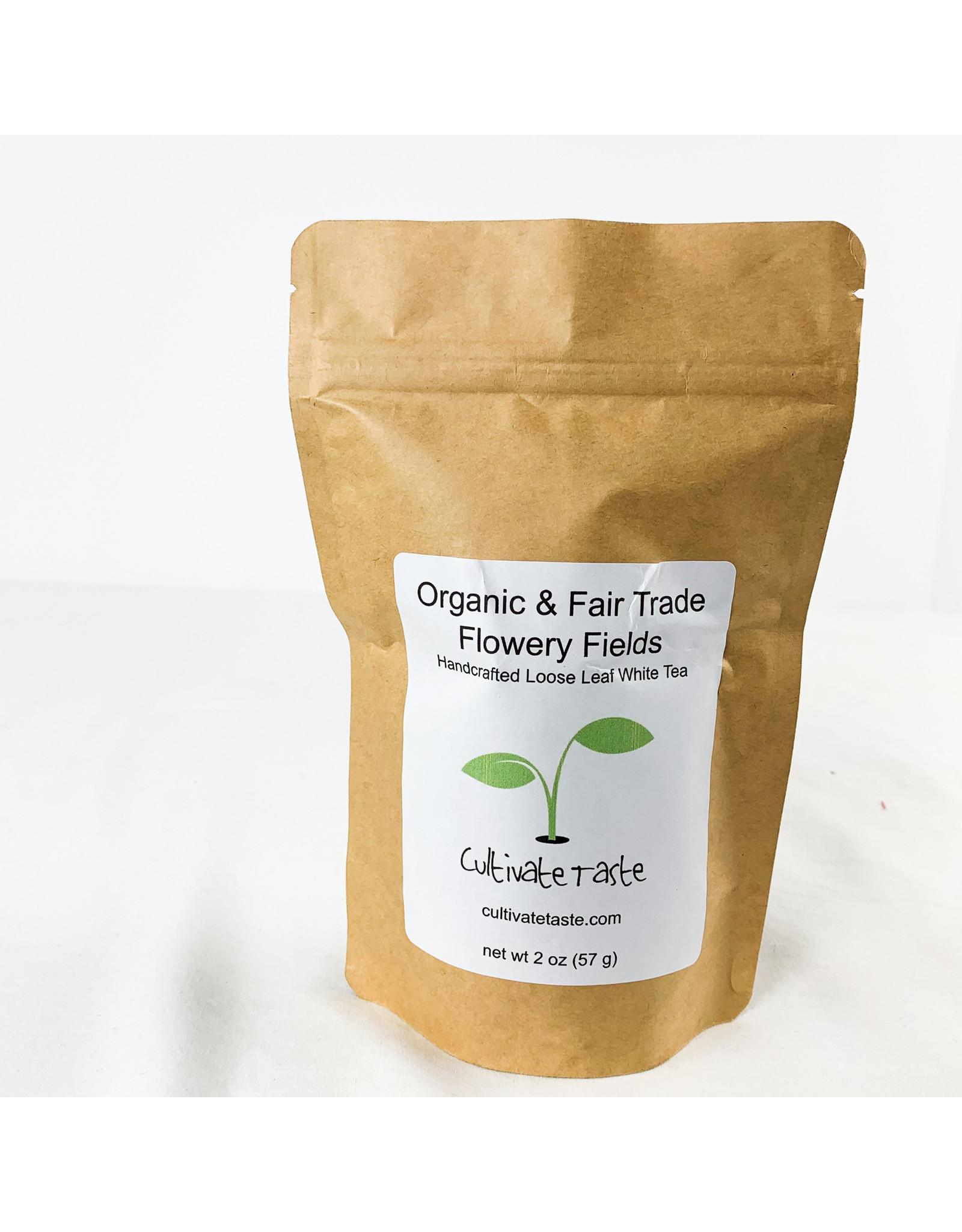 Cultivate Taste Flowerey Fields 2OZ